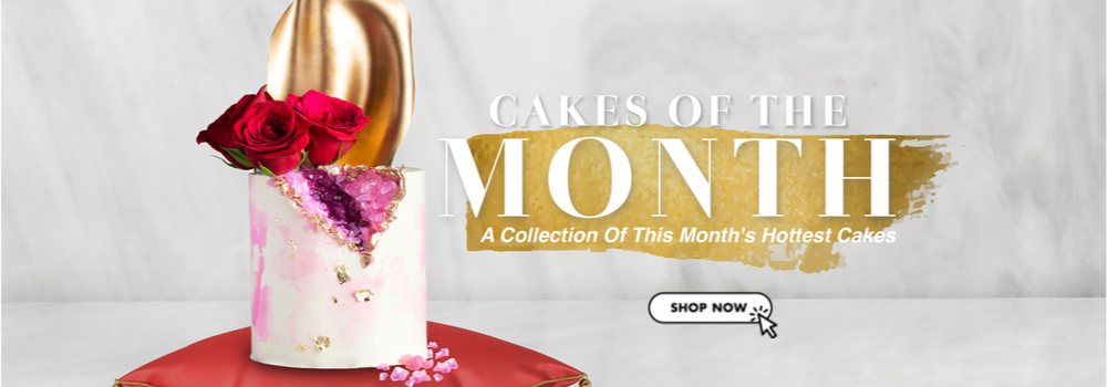 cakes of the month-eat cake today-lavish patisserie-cake trends