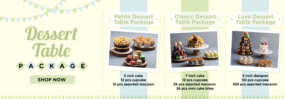 dessert table package-party