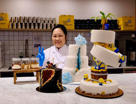 eat cake today-cake delivery-the cake show-cake trends 2020-gravitiminion cake-geode cake