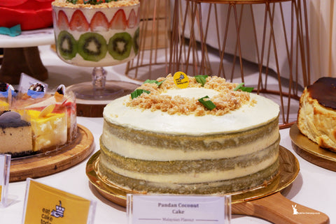 eat cake today-cake delivery-the cake show-cake trends 2020-pandan coconut cake