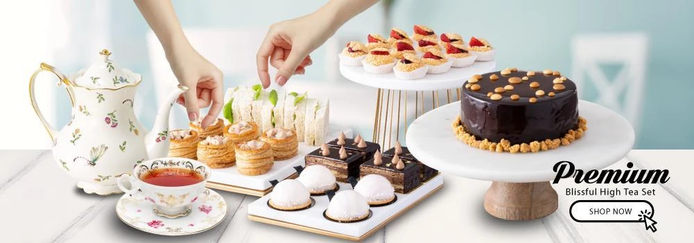 dessert table package-blissful high tea