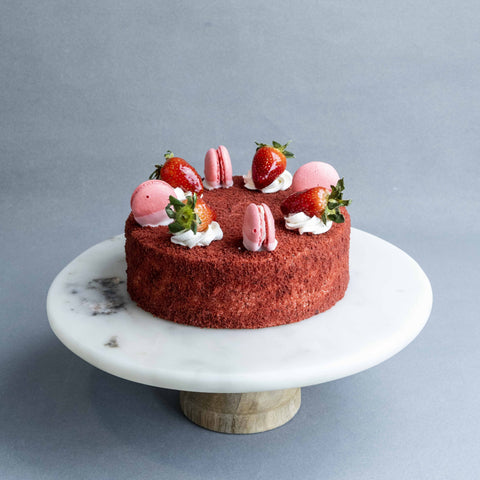 Red velvet Chocolate cake Malaysia - Eat Cake Today