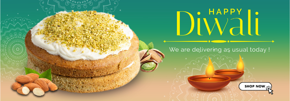 happy diwali-eat cake today-cake delivery