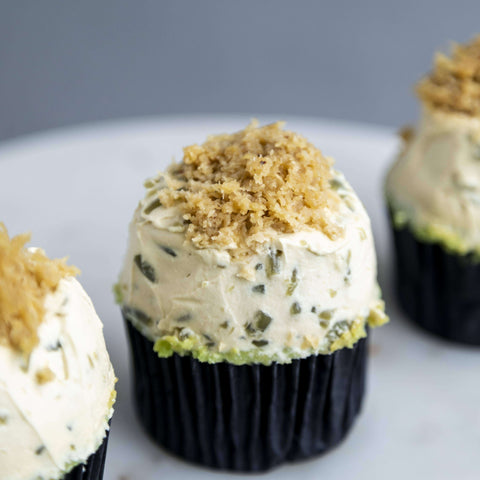 10 pieces of Cendoleh Cupcakes - Cupcakes - Whipped - - Eat Cake Today - Birthday Cake Delivery - KL/PJ/Malaysia