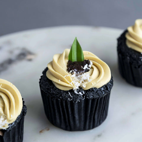 10 pieces of Hitam Manis Cupcakes - Cupcakes - Whipped - - Eat Cake Today - Birthday Cake Delivery - KL/PJ/Malaysia