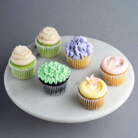 12 pieces of Raya Cupcakes - Cupcakes - Huckleberry Food & Fare - - - - Eat Cake Today - Birthday Cake Delivery - KL/PJ/Malaysia