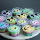 12 Pieces of Tsum Tsum Jelly Cups - - Jerri Home - - Eat Cake Today - Birthday Cake Delivery - KL/PJ/Malaysia