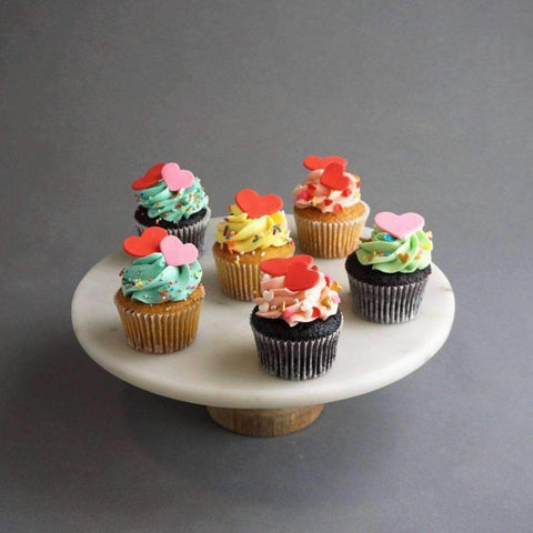 12 pieces of Valentine's Cupcakes - Cupcakes - Huckleberry Food & Fare - - Eat Cake Today - Birthday Cake Delivery - KL/PJ/Malaysia