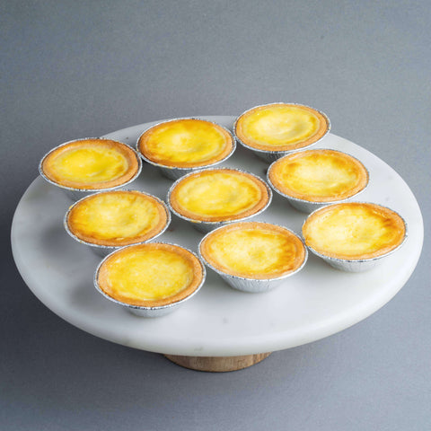 18 pieces of Molten Lava Cheesetarts - Pastry - Tedboy Bakery - - Eat Cake Today - Birthday Cake Delivery - KL/PJ/Malaysia