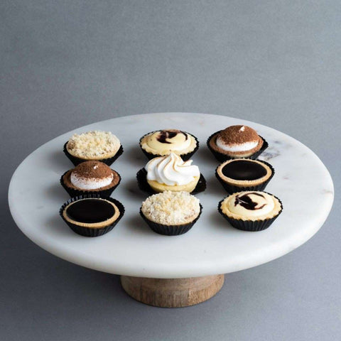 25 pieces of Assorted Mini Tarts - Pastry - Little Collins - - Eat Cake Today - Birthday Cake Delivery - KL/PJ/Malaysia