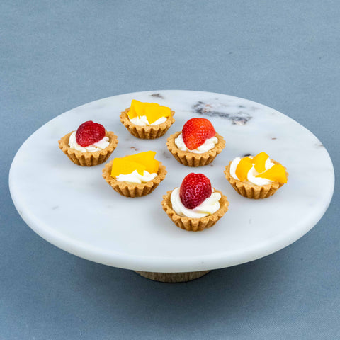 25 pieces of Fruit Tart - Cupcakes - Little Tee Cakes - - Eat Cake Today - Birthday Cake Delivery - KL/PJ/Malaysia