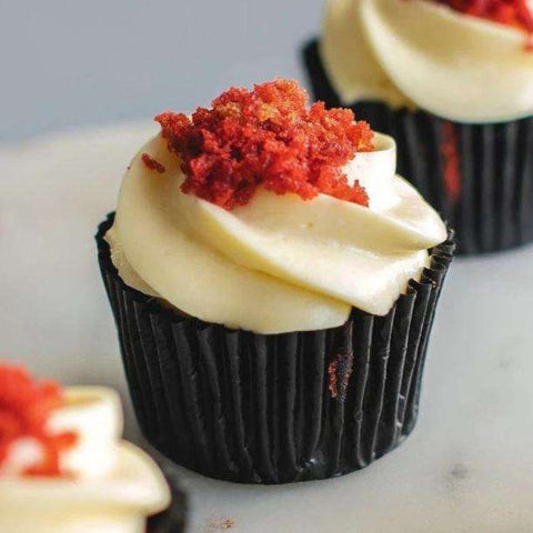 25 pieces of Red Velvet Cupcakes - Cupcakes - Little Tee Cakes - - - - Eat Cake Today - Birthday Cake Delivery - KL/PJ/Malaysia