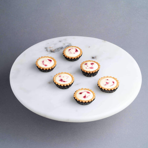 30 pieces of Choco & Cheese Tartlet - Pastry - Baker's Art - - Eat Cake Today - Birthday Cake Delivery - KL/PJ/Malaysia