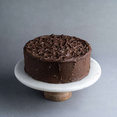 "7 Layers Chocolate Cake 9"" - Chocolate Cake - Food Foundry - - Eat Cake Today - Birthday Cake Delivery - KL/PJ/Malaysia"
