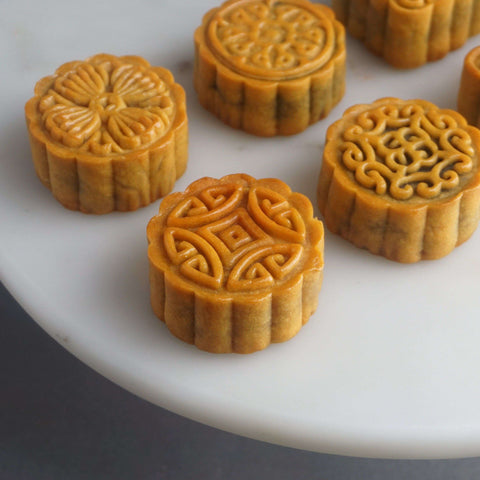 8 pieces of Assorted Mini Mooncake - Mooncake - The Buttercake Factory - - - - Eat Cake Today - Birthday Cake Delivery - KL/PJ/Malaysia