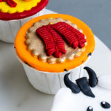 9 pieces of Moo Moo Cupcakes - Cupcakes - The Buttercake Factory - - Eat Cake Today - Birthday Cake Delivery - KL/PJ/Malaysia
