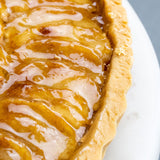 "Almond Apple Tart 10"" - Tarts - Ole - - Eat Cake Today - Birthday Cake Delivery - KL/PJ/Malaysia"