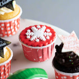 Assorted Christmas Cupcakes Box - Cupcakes - Tedboy Bakery - - Eat Cake Today - Birthday Cake Delivery - KL/PJ/Malaysia