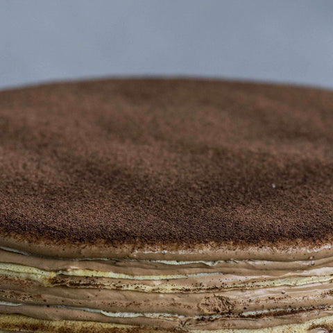 Baileys Choc Mille Crepe - Mille Crepe - Cake Tella - - Eat Cake Today - Birthday Cake Delivery - KL/PJ/Malaysia