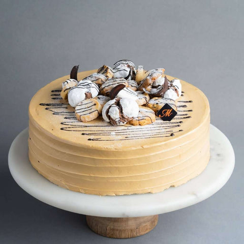 "Barista Cake 9"" - Butter Cake - Madeleine Patisserie - - - - Eat Cake Today - Birthday Cake Delivery - KL/PJ/Malaysia"