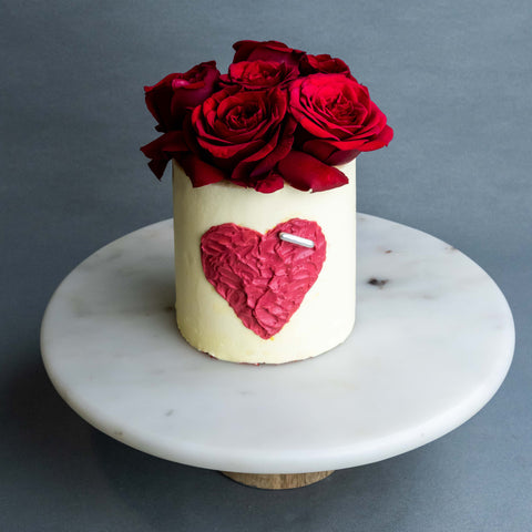 Be My Valentine's Cake - Buttercakes - Butter Grail - - Eat Cake Today - Birthday Cake Delivery - KL/PJ/Malaysia