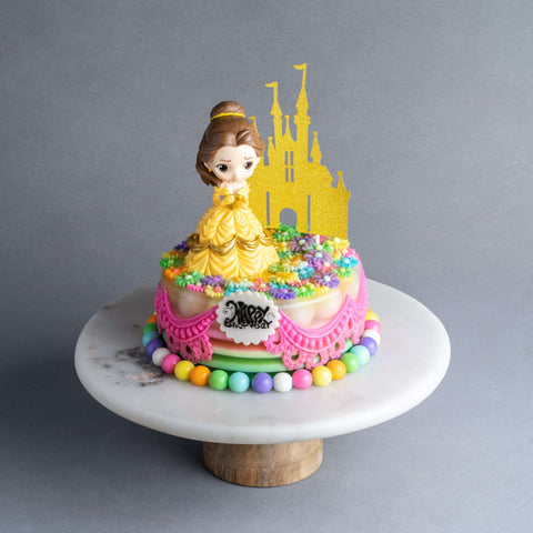 Beauty and the Beast Jelly Cake - Jelly Cakes - Jerri Home - - - - Eat Cake Today - Birthday Cake Delivery - KL/PJ/Malaysia