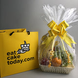 Blissful Fruits Hamper - Fruits - Lavish Patisserie - - Eat Cake Today - Birthday Cake Delivery - KL/PJ/Malaysia