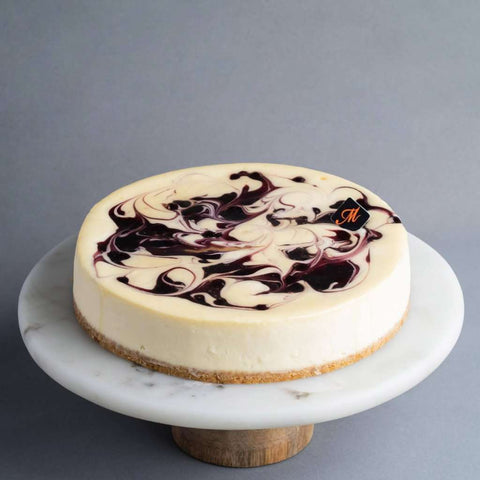 "Blueberry Cheesecake 9"" - Cheesecakes - Madeleine Patisserie - - - - Eat Cake Today - Birthday Cake Delivery - KL/PJ/Malaysia"