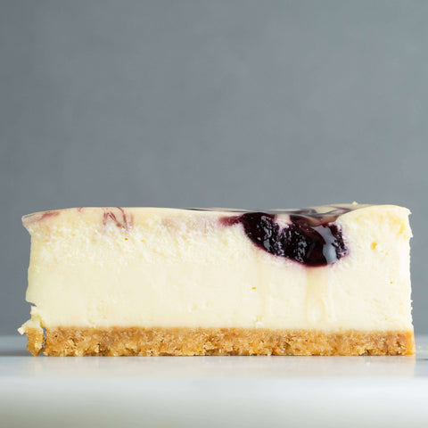 "Blueberry Cheesecake 9"" - Cheesecakes - Madeleine Patisserie - - Eat Cake Today - Birthday Cake Delivery - KL/PJ/Malaysia"