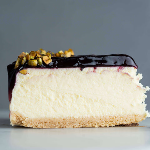 Blueberry Cheesecake - Cheesecakes - Just Heavenly - - Eat Cake Today - Birthday Cake Delivery - KL/PJ/Malaysia