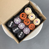 Box of 12 Halloween Macarons - Macarons - Ennoble by Elevete - - Eat Cake Today - Birthday Cake Delivery - KL/PJ/Malaysia