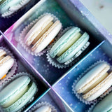 Box of 12 Snowman Macarons - Macarons - Cakes by Maine - - Eat Cake Today - Birthday Cake Delivery - KL/PJ/Malaysia