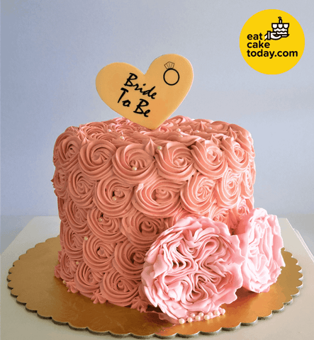Bridal Shower Cake 6' (Customized) - Customized Cakes - Eat Cake Today - Cake Delivery from Malaysia's Best Bakers - - - - Eat Cake Today - Birthday Cake Delivery - KL/PJ/Malaysia