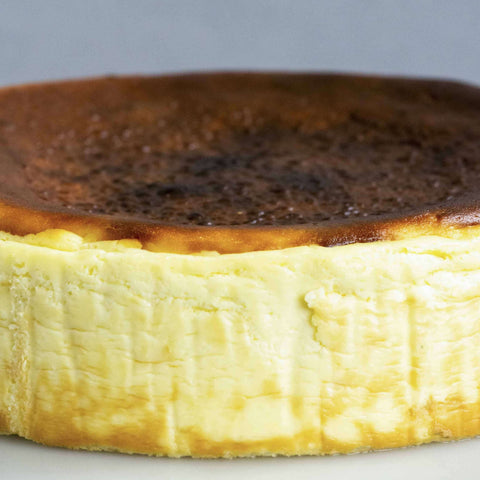 "Burnt Cheesecake 8"" - Cheesecakes - Project Cake Therapy - - Eat Cake Today - Birthday Cake Delivery - KL/PJ/Malaysia"