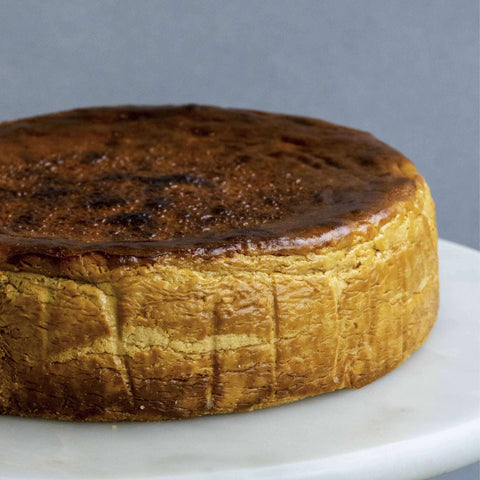 "Caramel Burnt Cheesecake 8"" - Cheesecakes - Project Cake Therapy - - Eat Cake Today - Birthday Cake Delivery - KL/PJ/Malaysia"