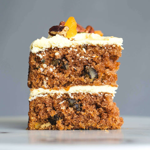 Carrot Pecan Cake - Carrot Cake - Huckleberry Food & Fare - - - - Eat Cake Today - Birthday Cake Delivery - KL/PJ/Malaysia