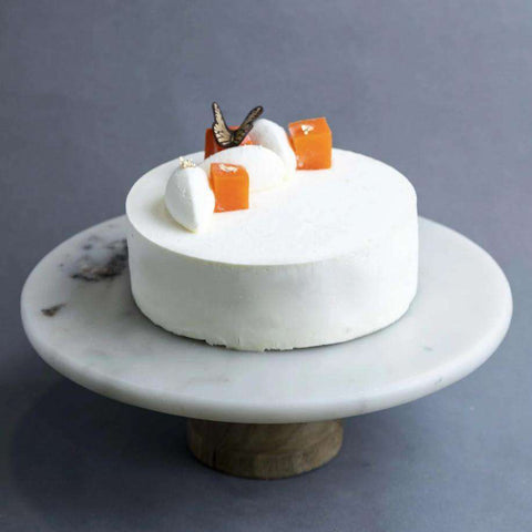 "Carrot Pineapple Cake 7"" - Fruits Cake - Cat & The Fiddle - - Eat Cake Today - Birthday Cake Delivery - KL/PJ/Malaysia"