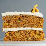 "Carrot Walnut Cake 9"" - Carrot Cake - Madeleine Patisserie - - Eat Cake Today - Birthday Cake Delivery - KL/PJ/Malaysia"