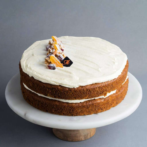 "Carrot Walnut Cake 9"" - Carrot Cake - Madeleine Patisserie - - - - Eat Cake Today - Birthday Cake Delivery - KL/PJ/Malaysia"