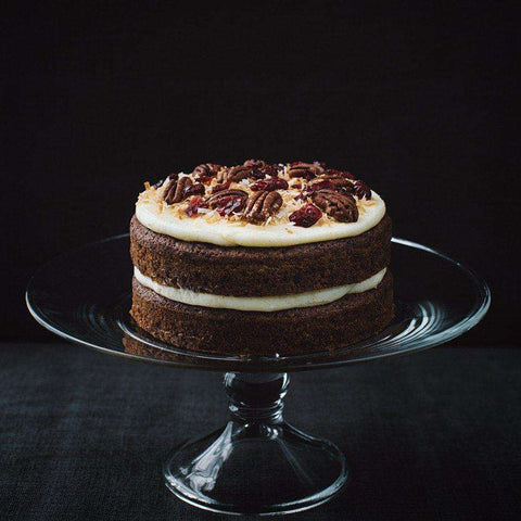 Carrot Walnut Cake - Carrot Cake - Jaslyn Cakes - - Eat Cake Today - Birthday Cake Delivery - KL/PJ/Malaysia