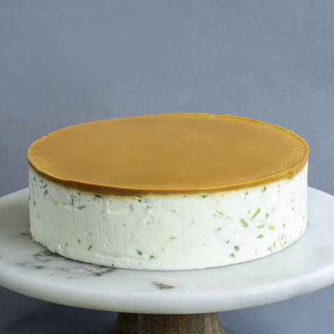"Cendol Mousse Cake 8"" - Malaysian Flavor - Project Cake Therapy - - Eat Cake Today - Birthday Cake Delivery - KL/PJ/Malaysia"
