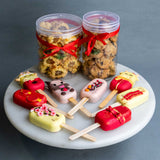 Chinese New Year Cakesicles with Cookies - Cakesicles - Delicato Dessert - - Eat Cake Today - Birthday Cake Delivery - KL/PJ/Malaysia