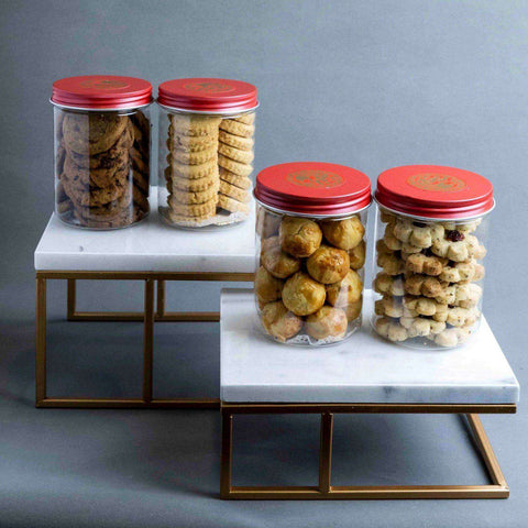 Chinese New Year Cookies Bundle - Cookies - Petiteserie Desserts - - Eat Cake Today - Birthday Cake Delivery - KL/PJ/Malaysia