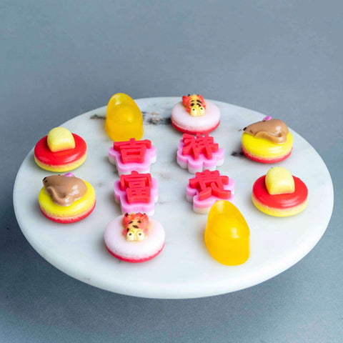 Chinese New Year Jelly Bites - Jelly Cakes - Q Jelly Bakery - - Eat Cake Today - Birthday Cake Delivery - KL/PJ/Malaysia