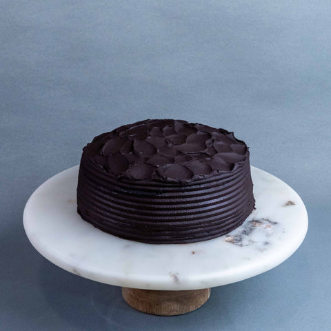 Chocolate Banana Cake - Buttercakes - Well Bakes - - Eat Cake Today - Birthday Cake Delivery - KL/PJ/Malaysia