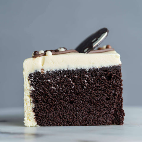 Chocolate & Cheese Cake - Chocolate Cake - Just Heavenly - - - - Eat Cake Today - Birthday Cake Delivery - KL/PJ/Malaysia