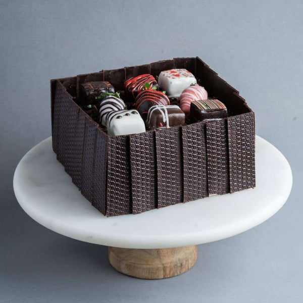 Chocolate French Box