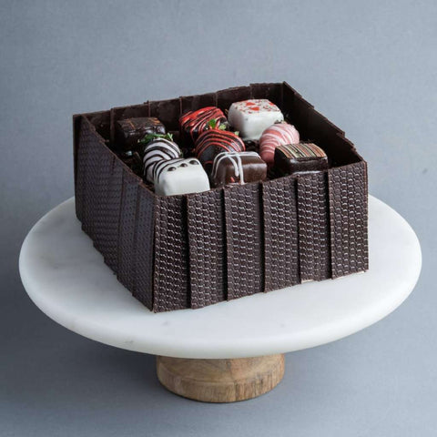 Chocolate French Box - Chocolate Cake - Cake Sense - - - - Eat Cake Today - Birthday Cake Delivery - KL/PJ/Malaysia