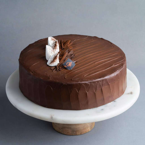 "Chocolate Gateau Cake 9"" - Chocolate Cake - Madeleine Patisserie - - - - Eat Cake Today - Birthday Cake Delivery - KL/PJ/Malaysia"