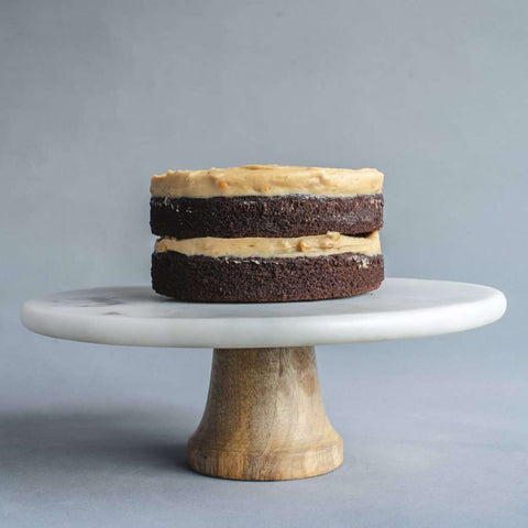 Chocolate Peanut Butter Cake - Chocolate Cake - Little Tee Cakes - - - - Eat Cake Today - Birthday Cake Delivery - KL/PJ/Malaysia